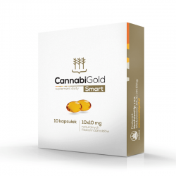 CannabiGold Smart – 10%...